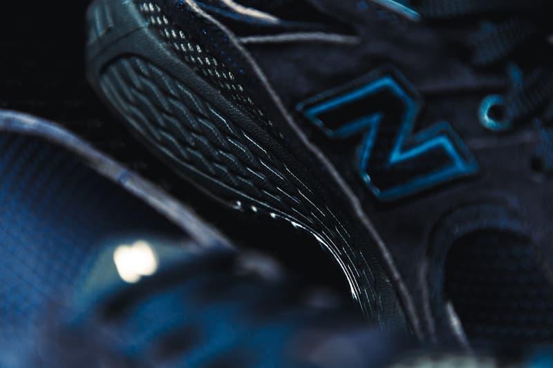 清晰近賞 COSTS x FDMTL x New Balance 2002R 全新聯乘鞋款