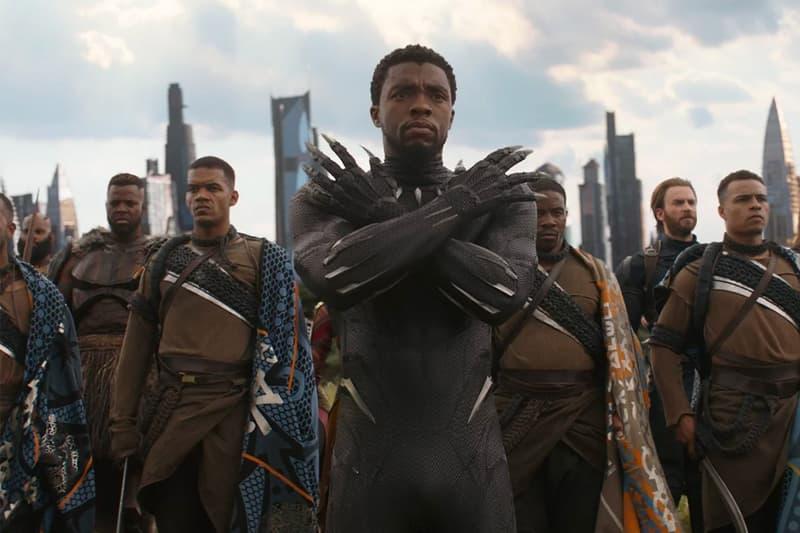 Marvel Studios 發表《Black Panther》致敬動畫紀念 Chadwick Boseman
