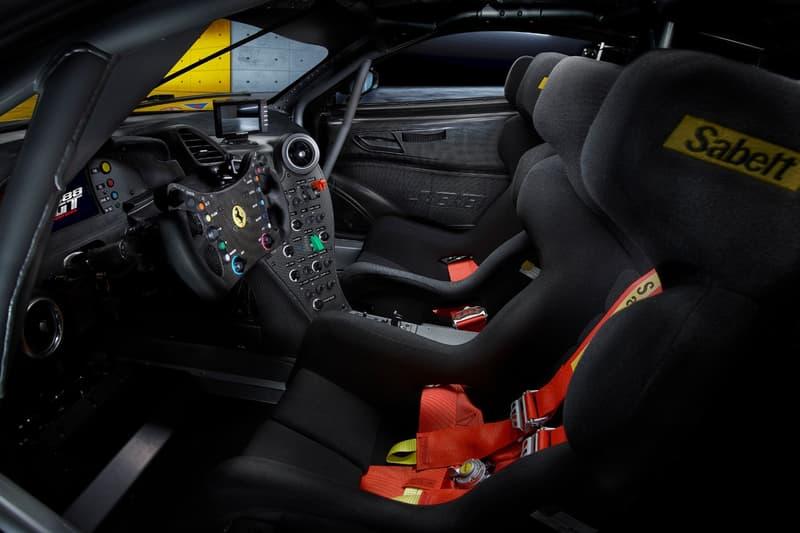Ferrari 正式發表終極賽道車型 488 GT Modificata