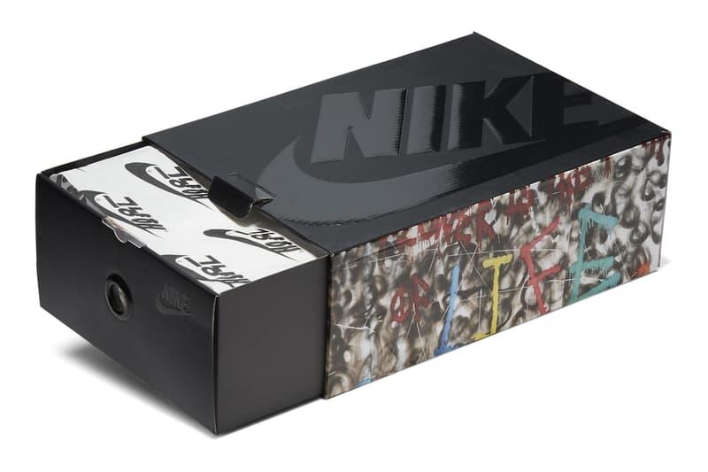 G-Dragan 打造 PEACEMINUSONE x Nike Air Force 1 最新聯名官方圖輯曝光
