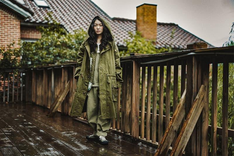 拼布解構-韓國新世代服裝品牌 GORT 2020 秋冬系列正式登場