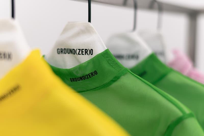 走进 GROUND(ZER)O 全新主题 Pop-UpStore