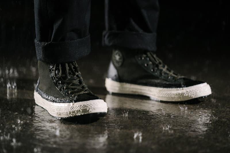HAVEN x Converse 最新 GORE-TEX 面料 Chuck 70 聯乘鞋款發佈