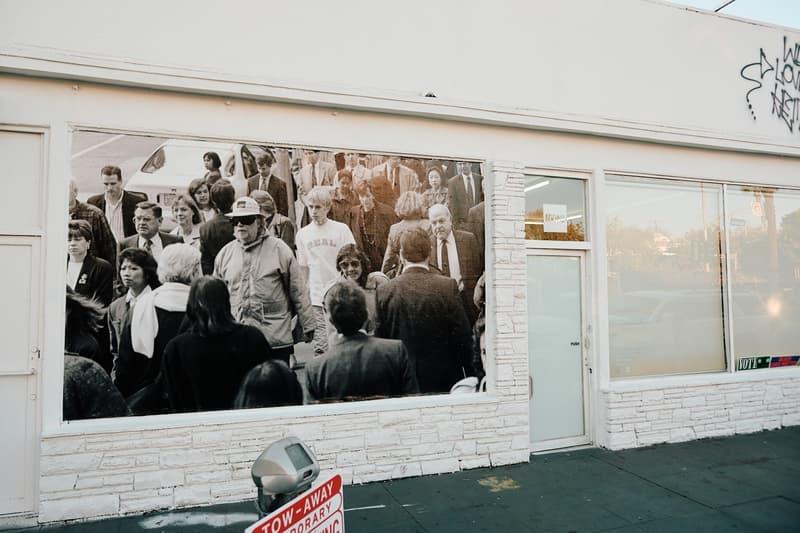 率先走進 Keith Hufnagel 洛杉磯紀念展覽「HUF Forever」