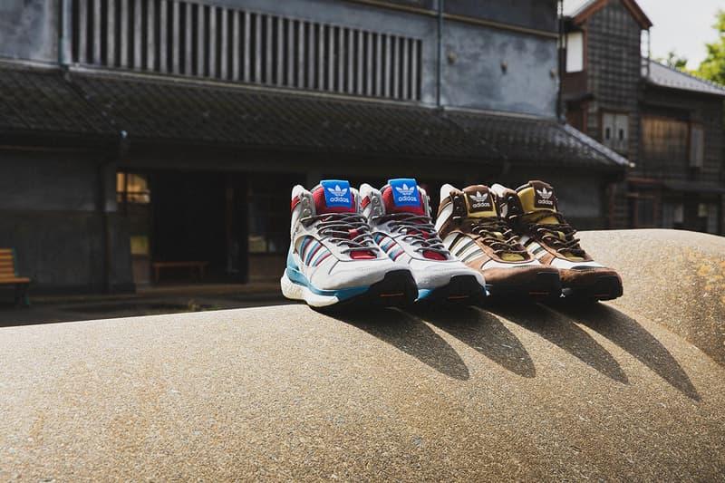 HUMAN MADE x adidas Originals 全新聯名鞋款系列正式登場
