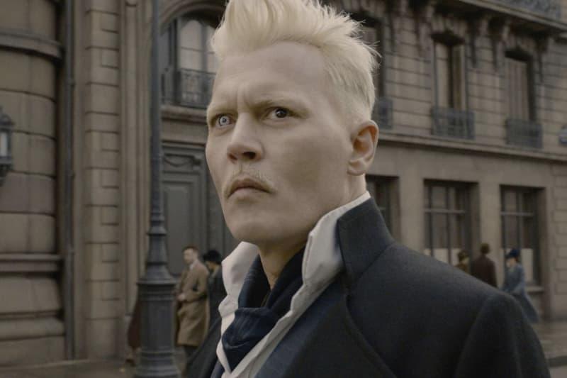 Johnny Depp 公開宣佈已遭 Warner Bros. 辭退《Fantastic Beasts》電影系列