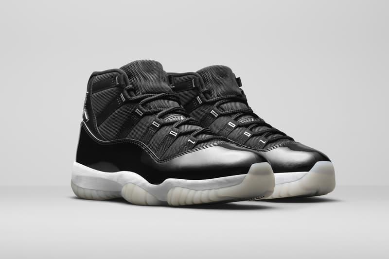 Jordan Brand 正式發佈 Air Jordan 11「Jubilee」&「Adapt」最新配色鞋款