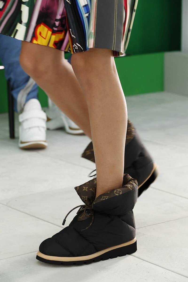 Louis Vuitton 推出全新 Monogram 防水尼龍靴款