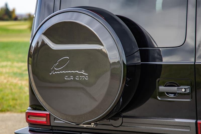 Lumma Design 發表 Mercedes-Benz G-Class 最新改裝車款