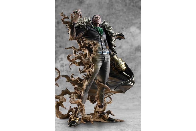 MegaHouse 推出 P.O.P 系列全新「MAS-MAXIMUM Sir・鱷魚」雕像