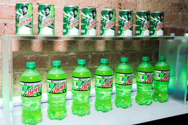 Mountain Dew 推出全新飲料食譜《The Big Bold Book of MTN DEW》