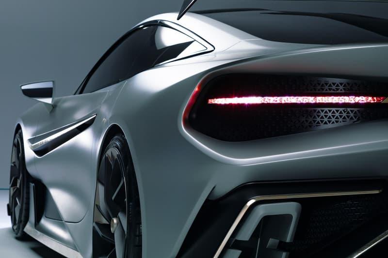 Naran Automotive 正式發表千匹馬力全新四人座超跑