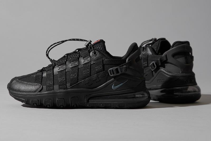 Nike Air Max 270 Vistascape 全新黑魂配色正式上架