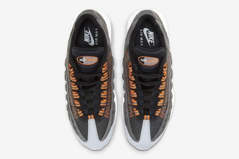 Nike x Kim Jones 最新聯名 Air Max 95 率先曝光