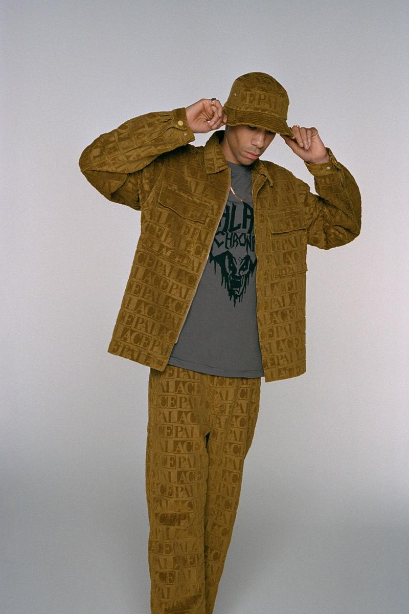Palace Skateboards 2020 假日系列 Lookbook 正式登場