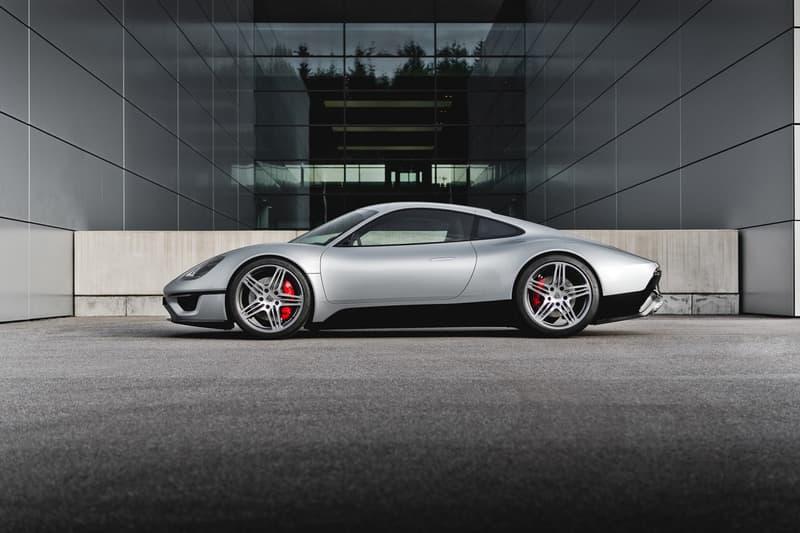 Porsche 曝光全新 911、Boxster 和 Macan 等原型概念車款