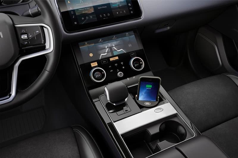 Range Rover 正式發表 Velar 全新 2021 年式樣車款
