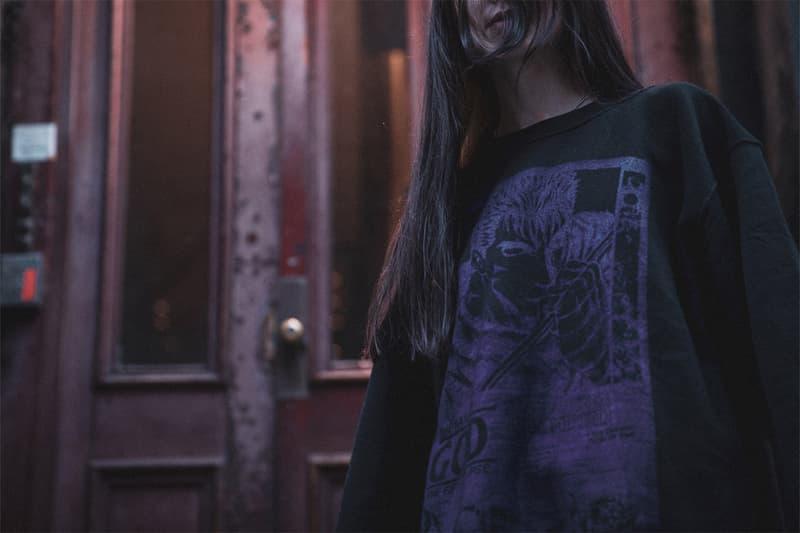 《AKIRA》、《新世紀福音戰士》與《JoJo 的奇妙冒險》全新主題服飾系列正式發佈