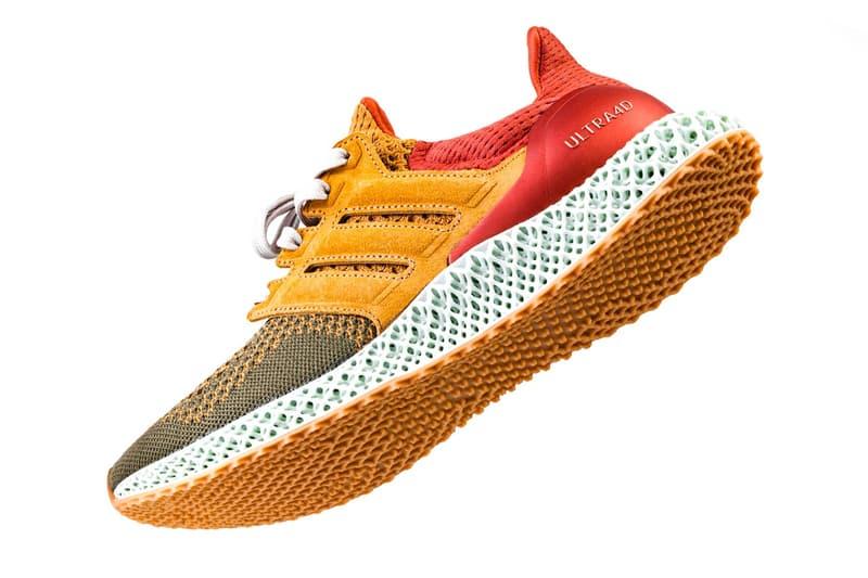 Social Status x adidas Ultra4D 全新聯乘鞋款發佈