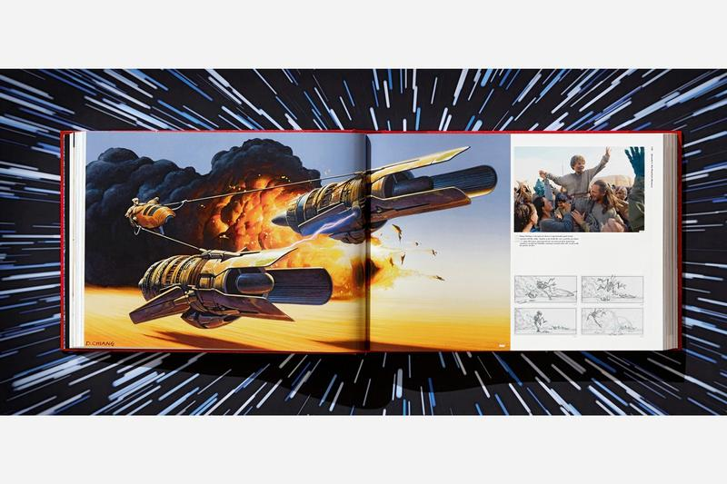TASCHEN  发布第二本《星球大战》档案书:《星球大战 (1999-2005)》