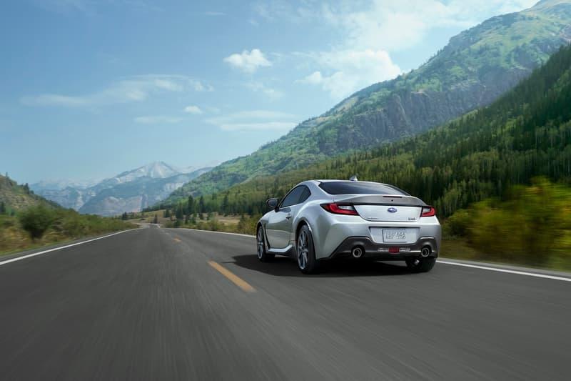 Subaru 正式發表 2022 年式樣 BRZ 輕量後驅車型