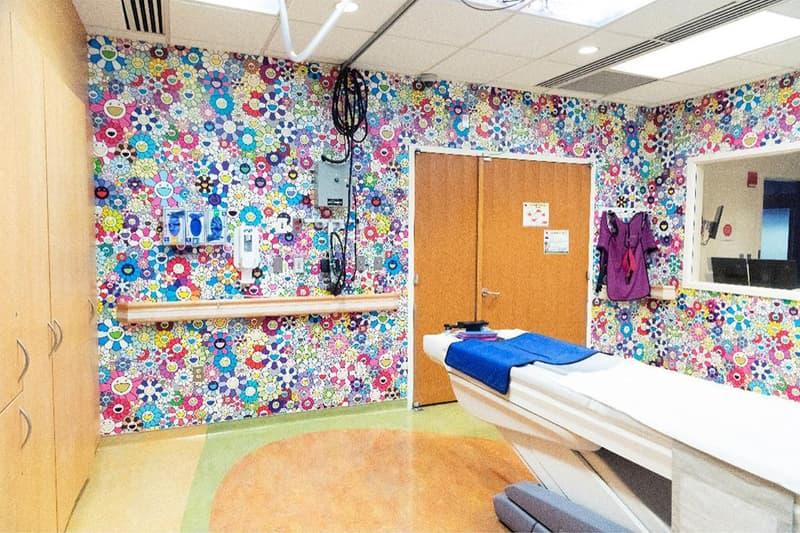 走進村上隆標誌性 KaiKai Kiki Flower 主題醫院診間