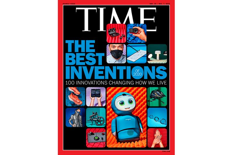 《TIME》公佈 2020 年度百大最佳發明排名