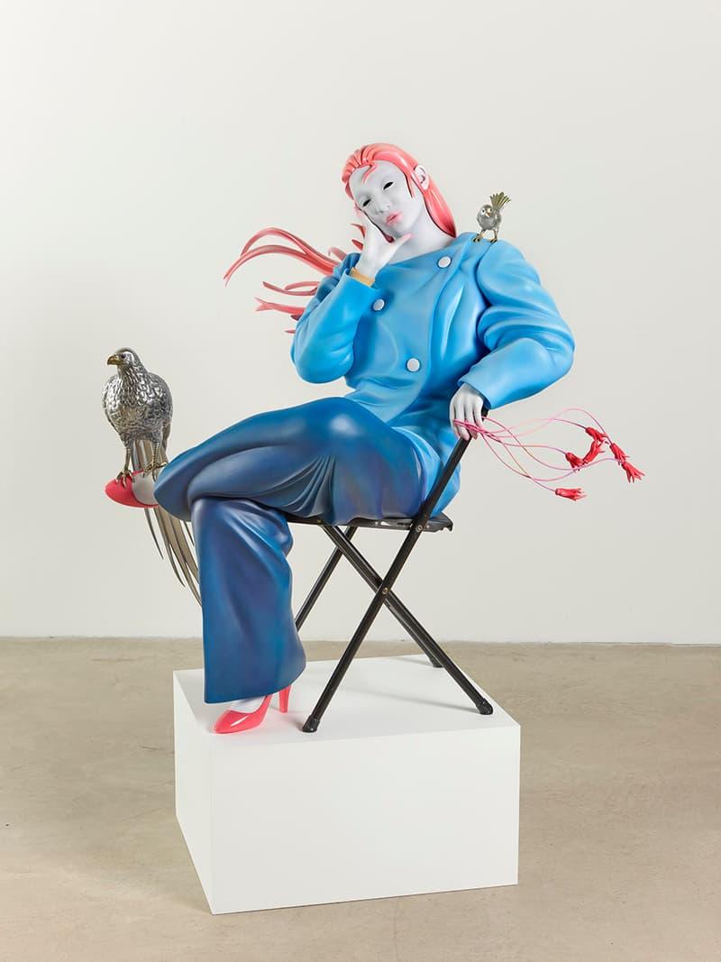 日本艺术家松山智一首次中国大型展览现已登陆上海