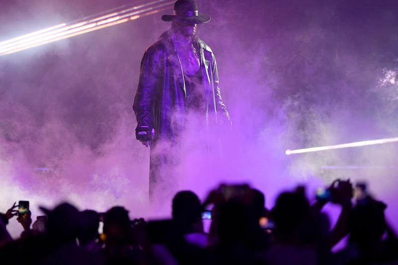 揮別 30 年摔角舞台-WWE 傳奇選手 The Undertaker 正式宣佈退休