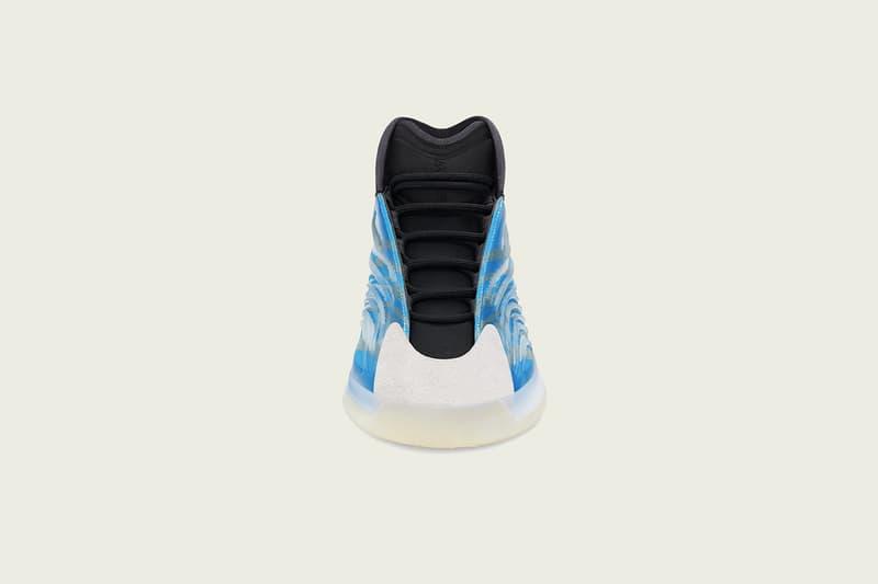 adidas Originals YEEZY QNTM 最新配色「Frozen Blue」正式登場