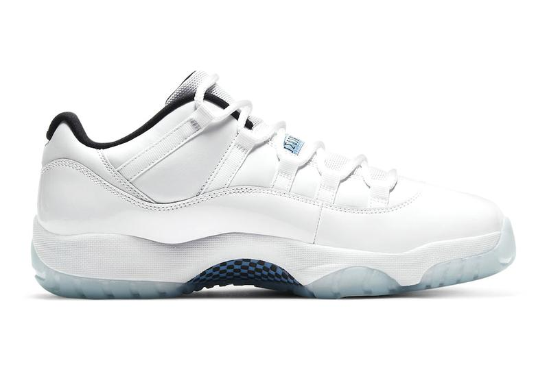 Air Jordan 11 Low 經典配色「Legend Blue」即將復刻回歸