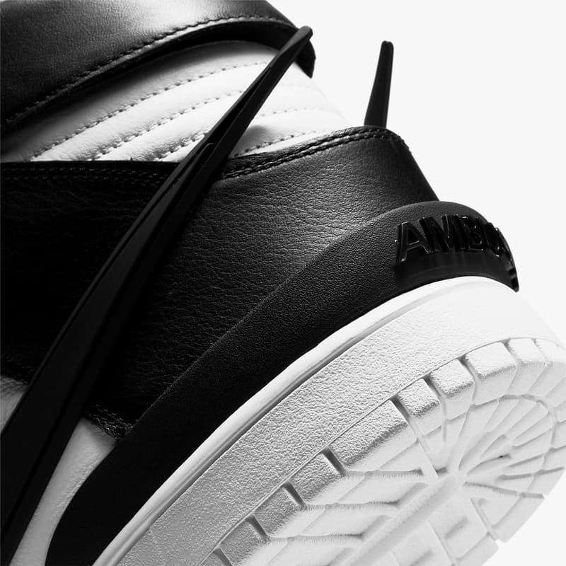 致敬籃球文化-AMBUSH 攜手 Nike 打造最新 NBA 聯名別注系列