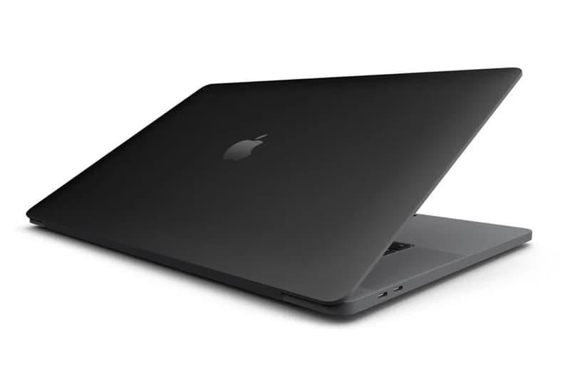 Apple 全新專利揭示旗下產品或將推出全新「真・消光黑」配色