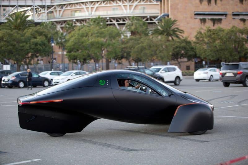 Aptera Motors 發表全球首款全太陽能電動汽車
