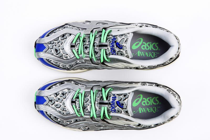 Awake NY携手 ASICS 打造全新 GEL-PRELEUS 联名鞋款