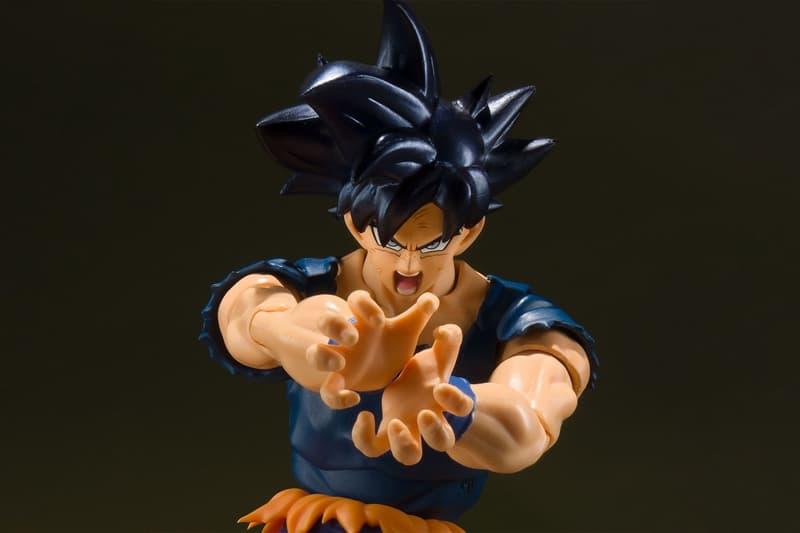 大批 Goku「身勝手の極意」模型航運途中遭風暴襲擊落海
