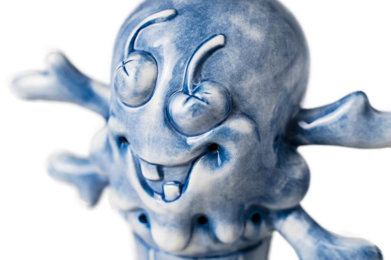 BBC ICECREAM 携手 YEENJOY STUDIO 打造「Cones N' Bones」聯名香爐