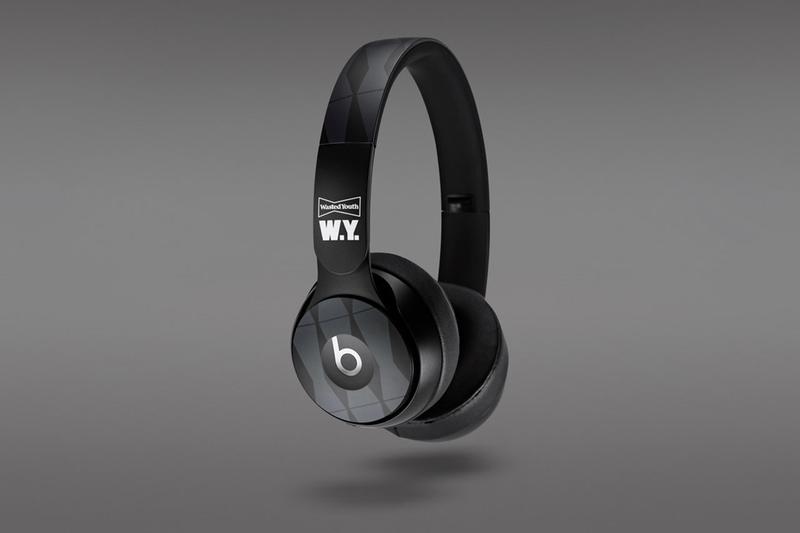Beats by Dr. Dre x Wasted Youth 全新聯乘 Solo Pro 頭戴式耳機正式發佈