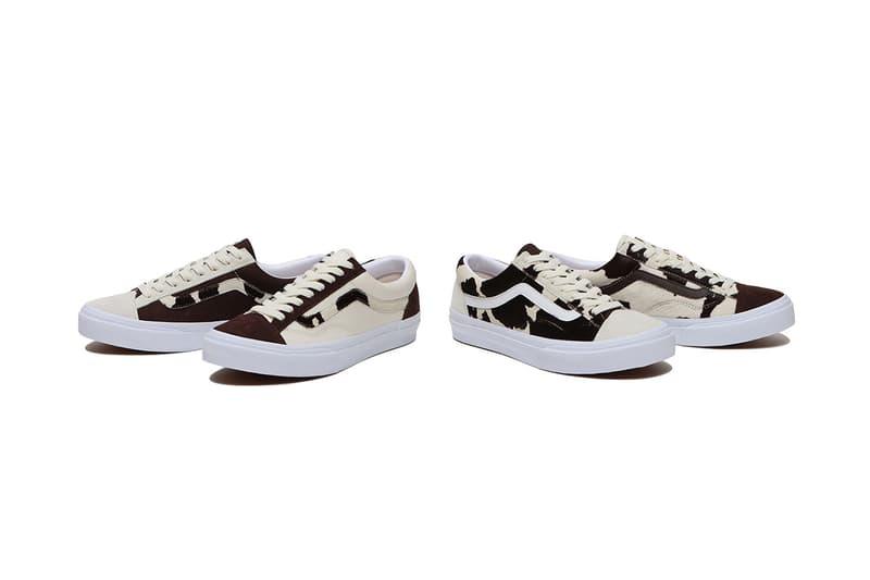 BILLYS x Vans 全新聯乘系列鞋款正式發佈