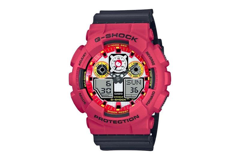 G-Shock x BlackEyePatch全新「日本達摩」聯乘系列發佈