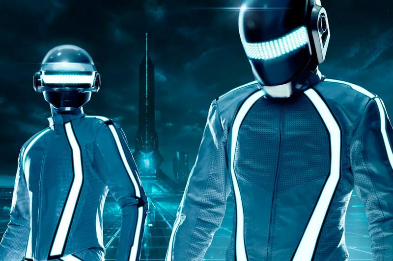 Daft Punk 正式發行完整版《Tron: Legacy》電影原聲帶