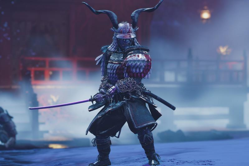 《Ghost of Tsushima 對馬戰鬼》推出《戰神》、《汪達與巨像》和《血源詛咒》等主題造型