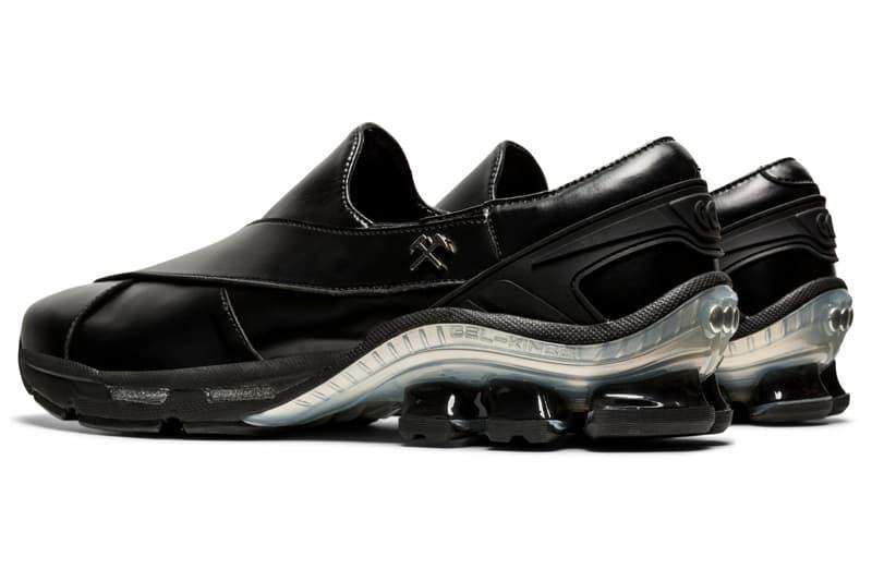 GmbH x ASICS GEL-CHAPPAL 全新联名鞋款即将发售