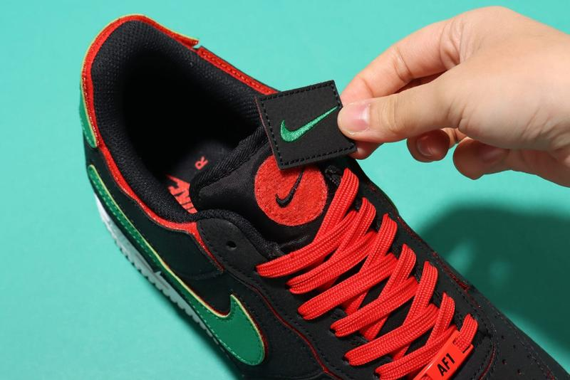 Nike Air Force 1/1「Pine Green」全新配色正式上架