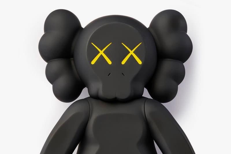 KAWS 推出全新 20 週年系列「面部朝下」搪膠公仔系列