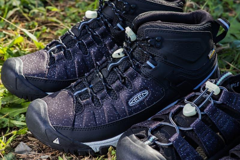 KEEN x Fuji Rock 特別聯乘系列鞋款正式發佈