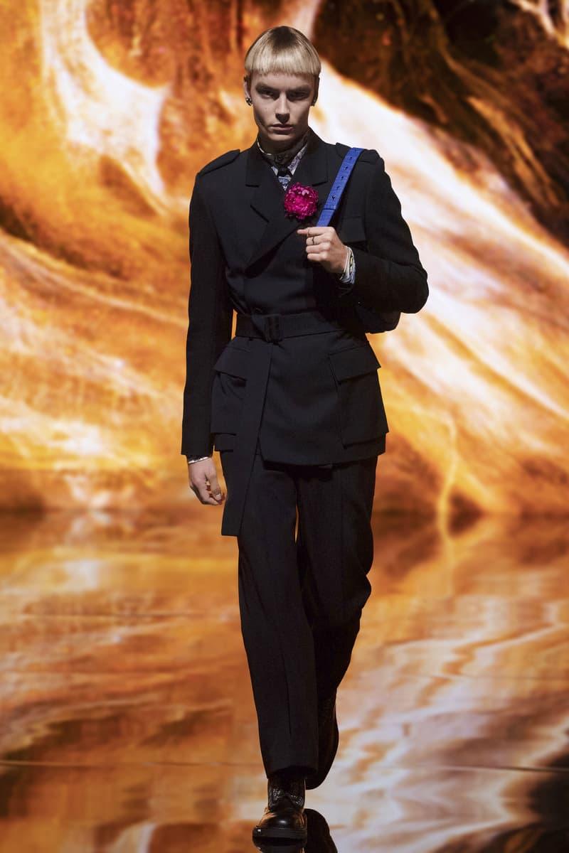 Dior 攜手藝術家 Kenny Scharf 推出全新2021 秋季男裝系列
