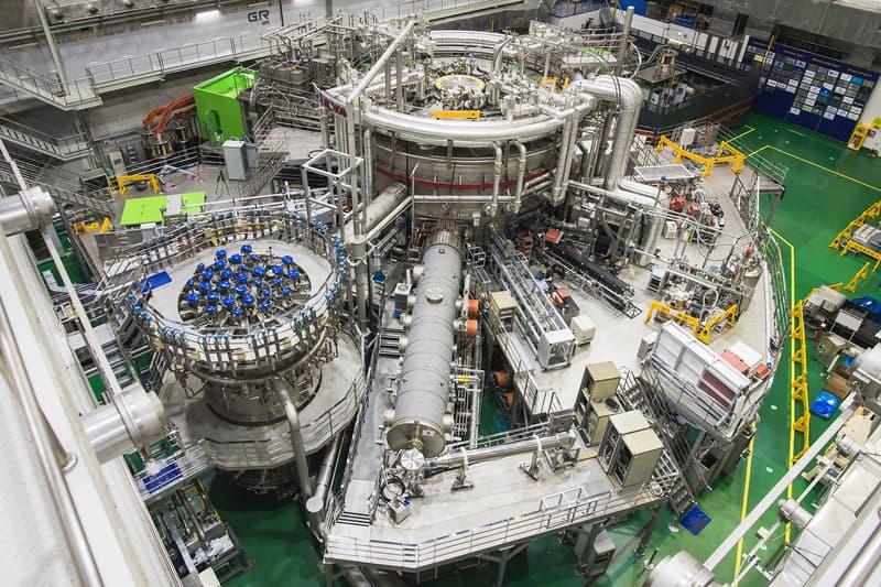 韓國核融合實驗裝置 KSTAR 之「1 億℃ 人造太陽」正式宣佈成功運行