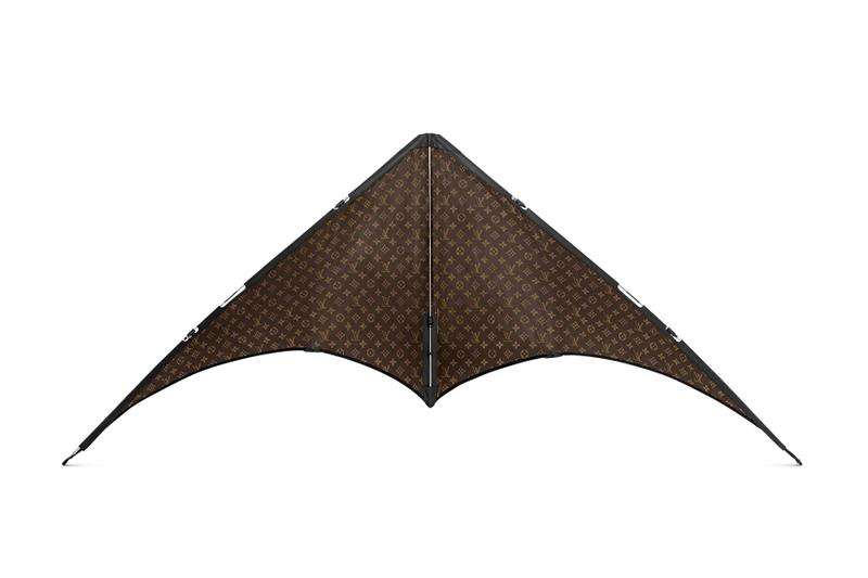 Louis Vuitton 推出要價 $10,400 美元奢華 Monogram 風箏