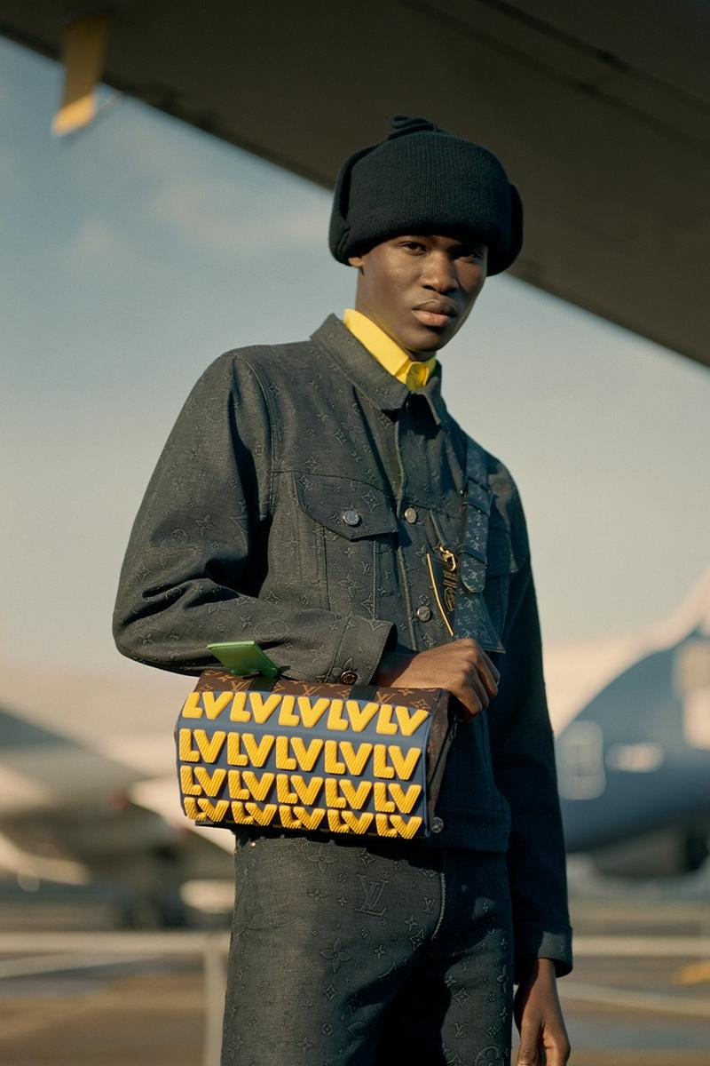 Louis Vuitton 2021 早秋男裝系列 Lookbook 正式登場